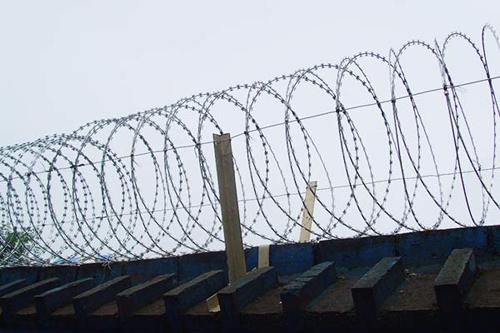 小区围墙防护网